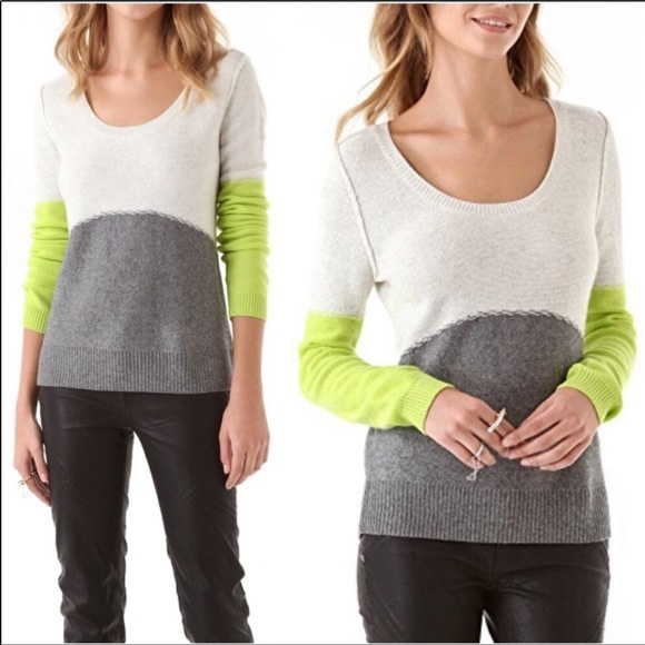 Free People Merino Wool / Cashmere blend sweater